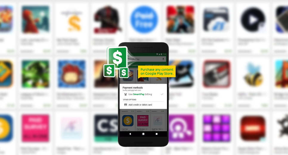 SmartPay Google Play - Smart