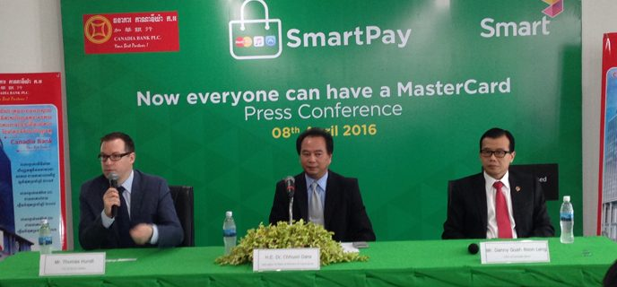 Image for Smart Axiata and Canadia Bank Partnership Creates SmartPay
