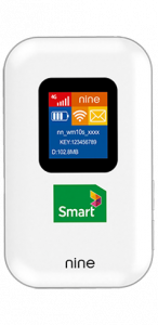 Image for Smart Pocket Wifi | NN-WM10s