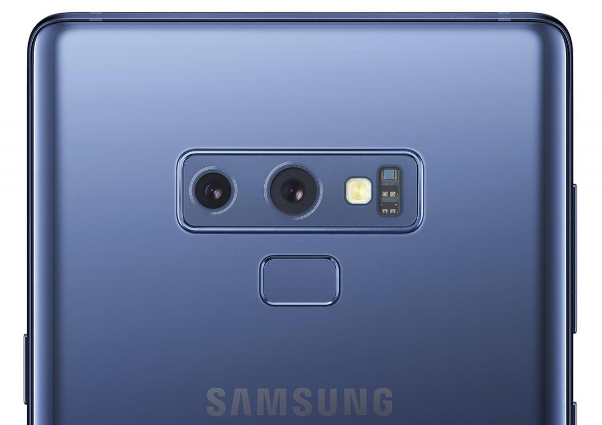 Galaxy Note 9 - Smart