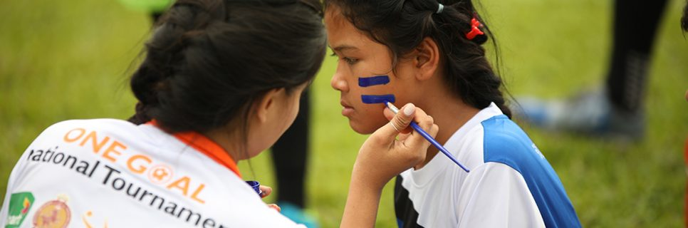 Image for World Vision and Smart Axiata kick another Goal  for Cambodian Youth