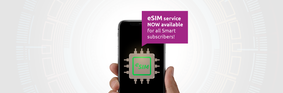 Image for Smart Axiata commercially launches eSIM.