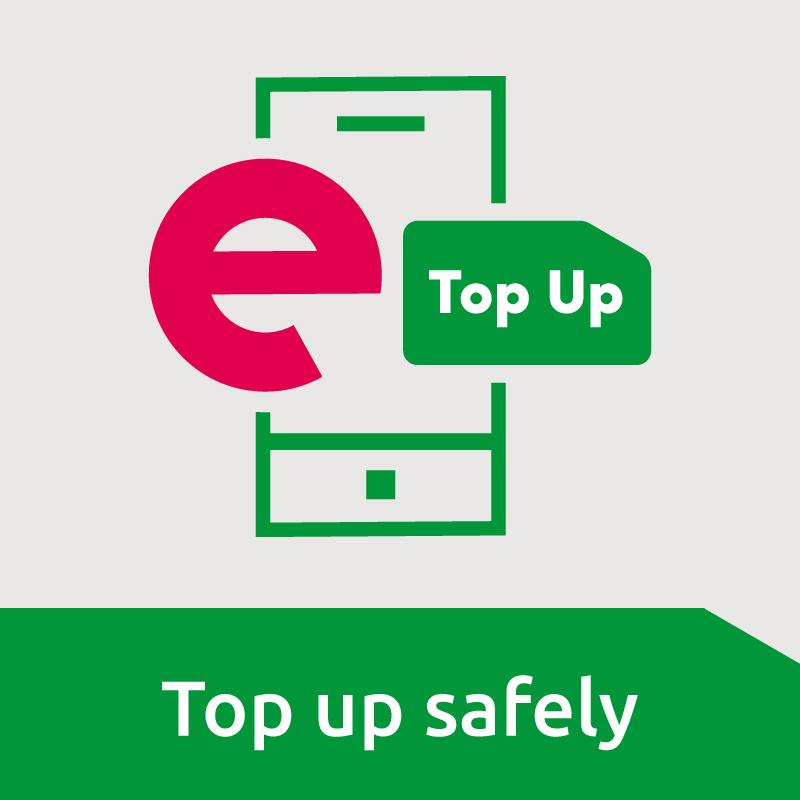 E-top up